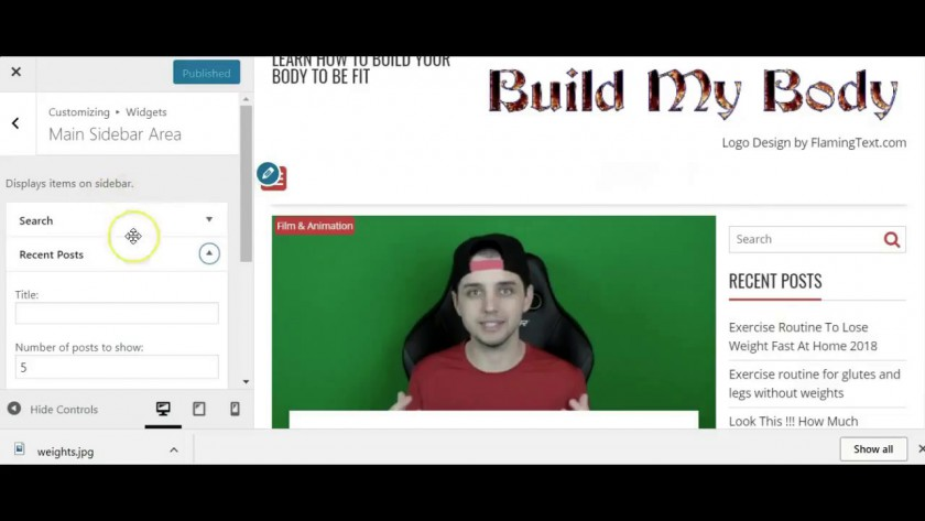 How to Add a Banner Ad to your WordPress Website